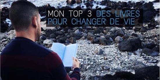 damien lit des livres pour changer de vie